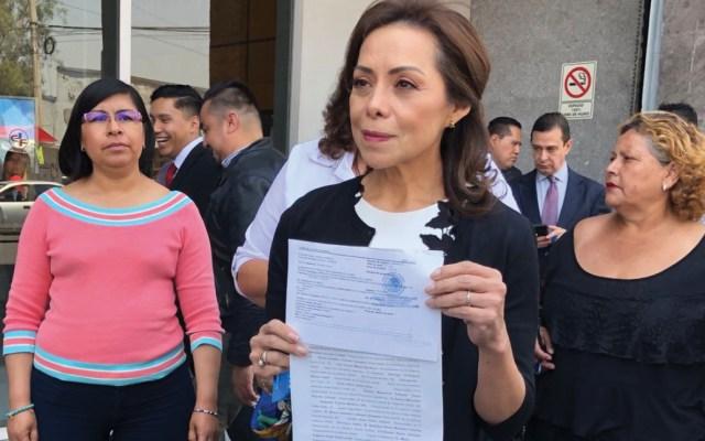 Josefina Vázquez Mota presenta amparos contra recorte de recursos a estancias infantiles - Foto de Twitter Josefina Vázquez Mota