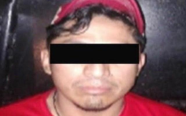Cae líder de Los Zetas en Coatzacoalcos - 'La Liebre', líder de Los Zetas. Foto de SSP Veracruz