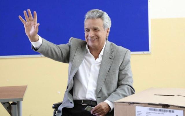 Presidente de Ecuador dice que en su país viven ya 500 mil venezolanos - Foto de Lenín Moreno