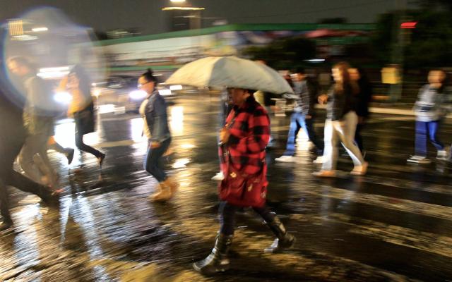 Prevén lluvias en el noreste, oriente y sureste del país - Foto de Notimex
