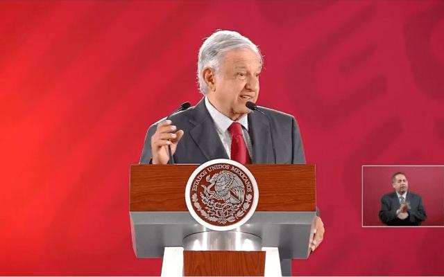 Calificadoras nos están castigando por fracaso del pasado: AMLO - López Obrador en conferencia matutina