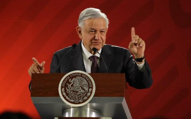 Pospone AMLO consulta para investigar y enjuiciar a ex presidentes - Foto de Notimex