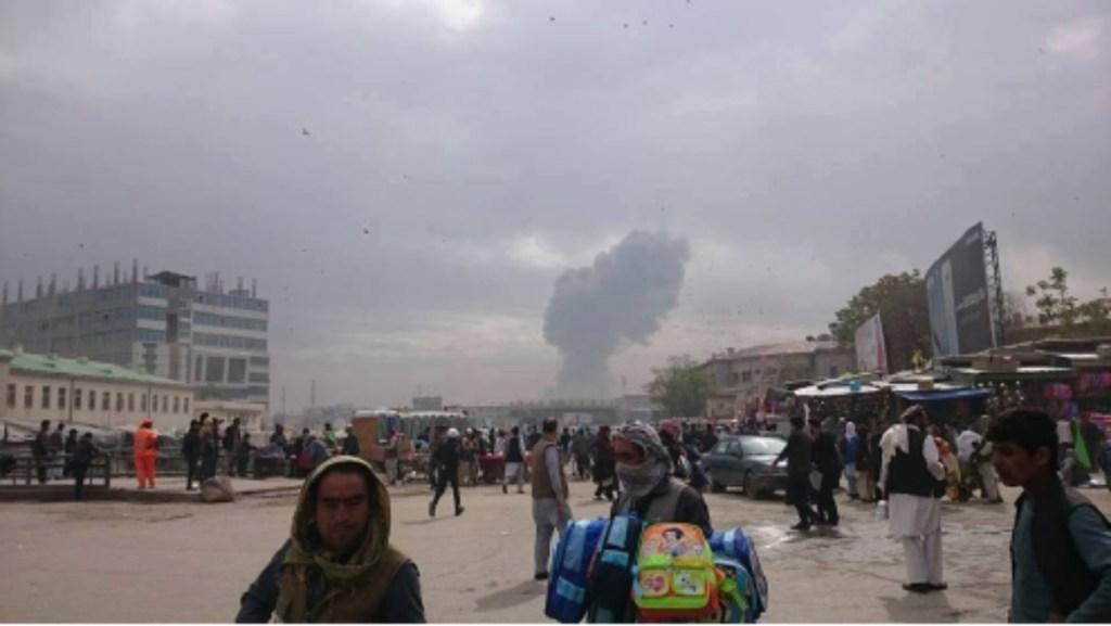 Mueren 14 civiles en bombardeo aliado en Afganistán - bombardeo en afganistán civiles muertos