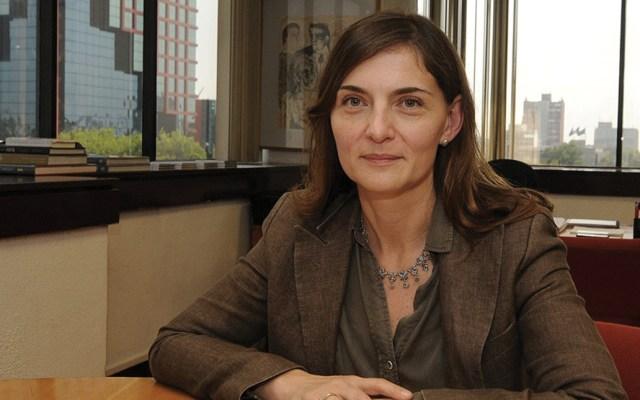 Marina Núñez es la nueva encargada de despacho del Fonca - Foto de Twitter Secretaría de Cultura