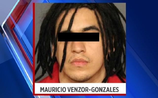 Hallan culpable a joven por intentar asesinar a oficial de Denver - Mauricio Venzor-González. Foto de Fox31 Denver