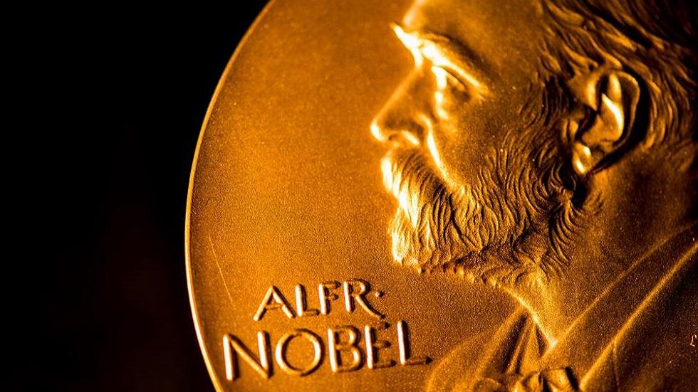 AMLO propondrá Premio Nobel a quienes crearon vacunas contra COVID-19 - Medalla de los Premios Nobel. Foto de @nobelprize