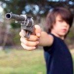 Más niños de EE.UU. murieron por armas de fuego que policías y militares - Foto de Internet