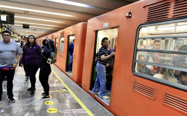 Avance lento en 11 líneas del Metro - Metro CDMX