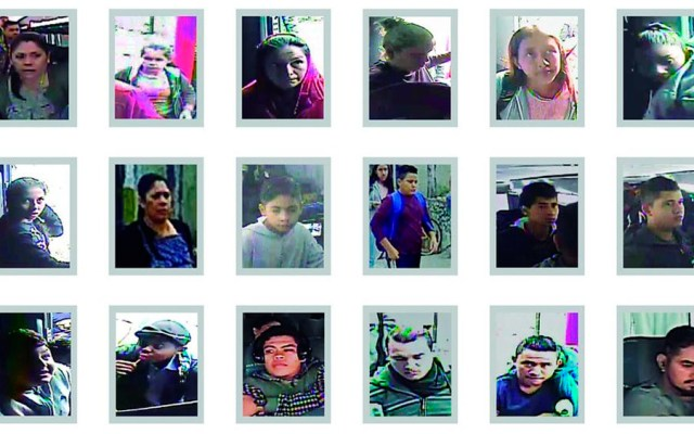 FGR da a conocer fotos de migrantes desaparecidos en Tamaulipas - Foto de FGR