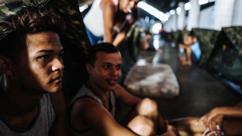 OEA prevé más de 5 millones de migrantes venezolanos para 2019 - Foto de CIDH