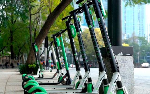 Otorgarán permisos por un año a empresas de monopatines y bicicletas - Foto de @Capital_21