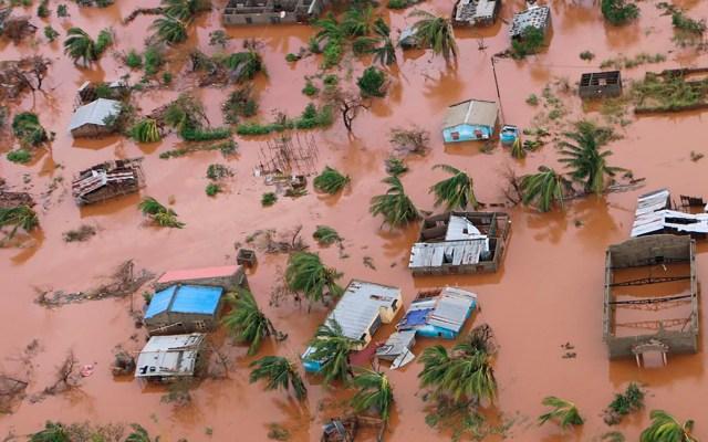 Confirman primeros casos de cólera en Mozambique tras el ciclón - Foto de ADRIEN BARBIER / AFP.