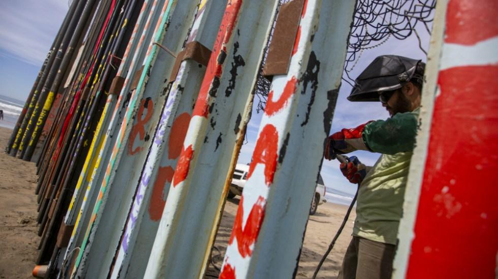 Pentágono autoriza mil mdd para muro en frontera con México - Foto de Notimex