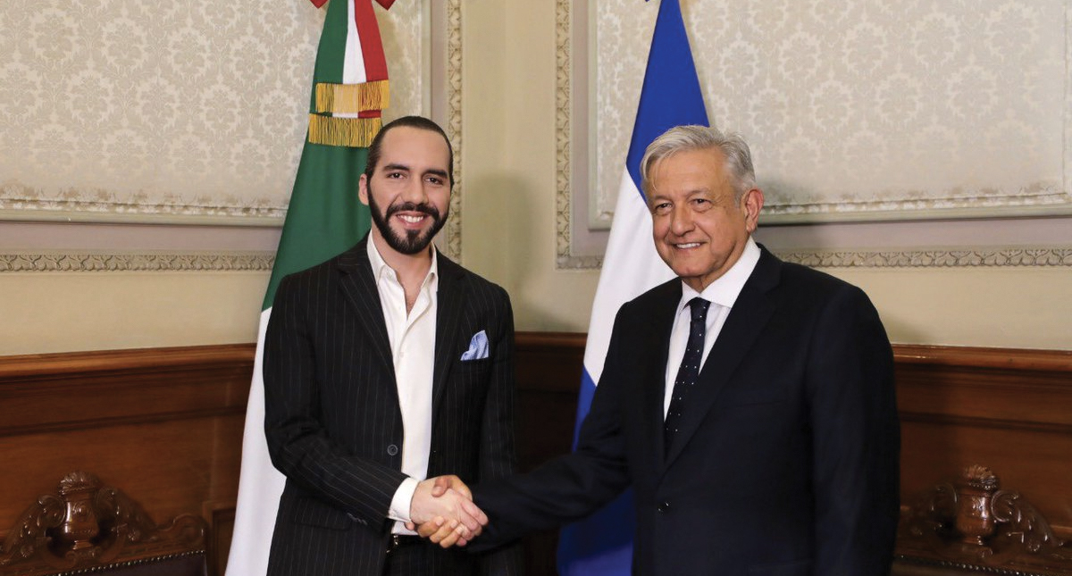 Visitará presidente electo de El Salvador a AMLO