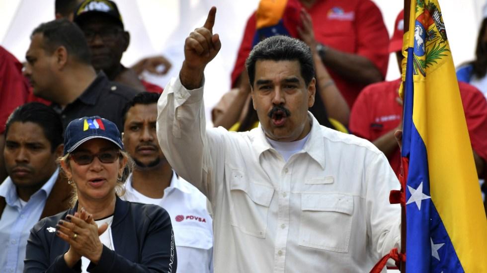 Maduro atribuye apagón a ataque cibernético de EE.UU. - Foto de AFP
