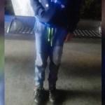 Encuentran a niño abandonado en Periférico Sur - Foto de Twitter