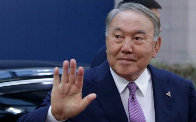 Renuncia presidente deKazajistán tras 30 años en el poder - Foto de AFP