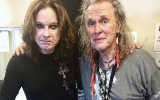 Murió Bernie Tormé, guitarrista de Ozzy Osbourne - Foto de Twitter