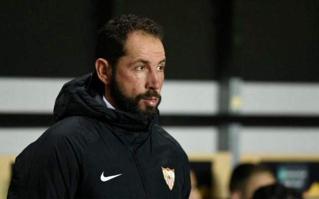 El Sevilla destituye al técnico Pablo Machín por malos resultados - Foto de @SevillaFC