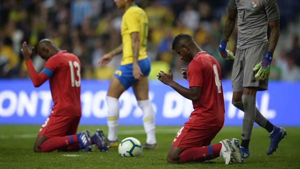 Deportes: Sin Neymar ni Vinicius, Brasil empató con Panamá en Portugal
