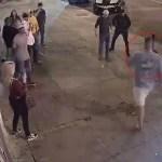 #Video Noquean a jugador de las Panteras de Carolina en pelea de bar