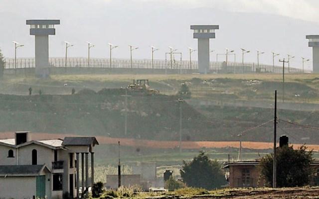 Vinculan a proceso a sujetos ligados a 'el Marro' - Los sujetos ligados a 'el Marro' se encuentran en el penal del Altiplano. Foto de Milenio