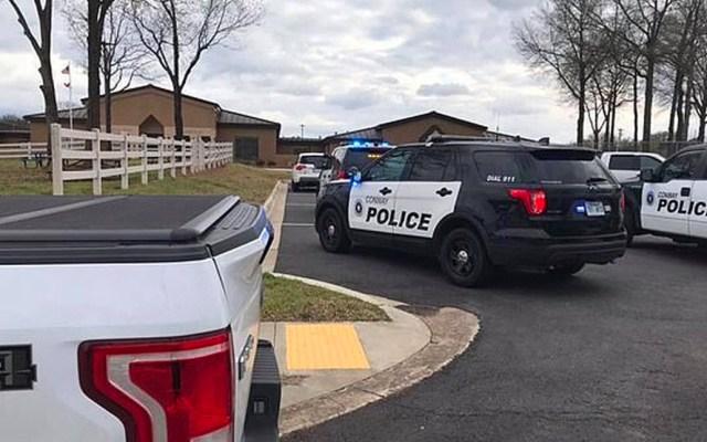 Niño causa pánico tras llamada de broma al 911 sobre presunto tirador - Foto de Conway Police Department