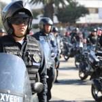 Sedena deberá dar número de policías involucrados en enfrentamientos con el crimen organizado - Oficiales de la SSC. Foto de Notimex