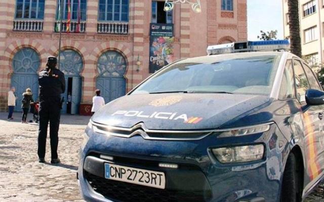 #Viral Secuestra a empresario y le pide trabajo como rescate - Policía Nacional de España. Foto de Facebook