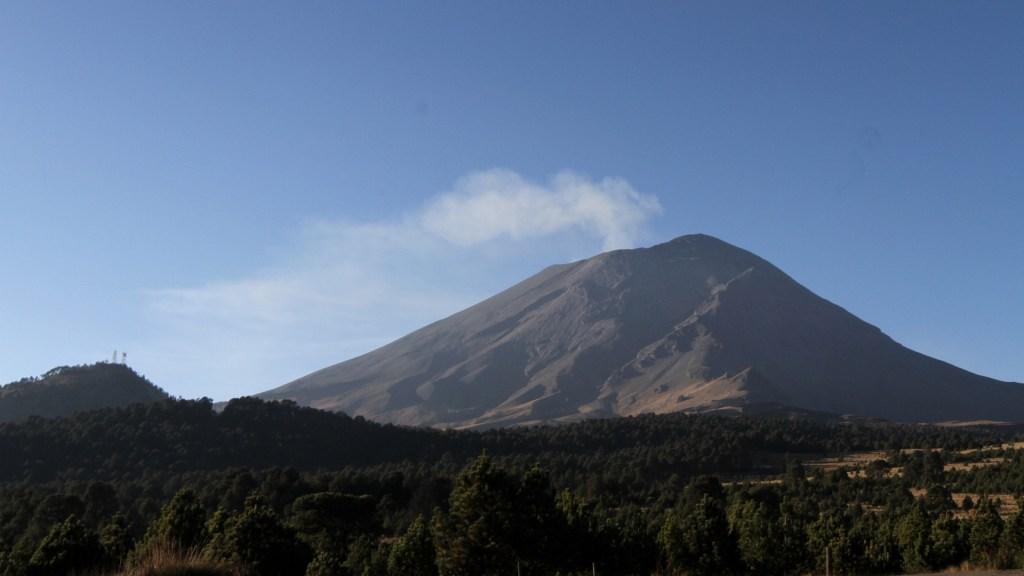 Cien mil personas correrían peligro si erupciona el Popocatépetl. Noticias en tiempo real