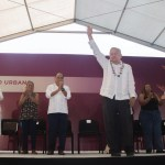 López Obrador presenta programa de mejoramiento urbano - Foto de Twitter Sedatu