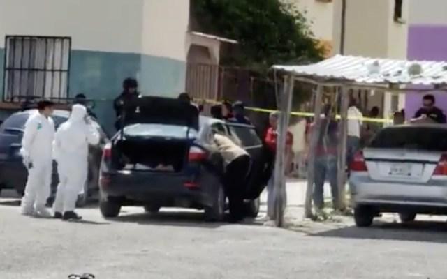 Balacera en fraccionamiento de Quintana Roo deja dos muertos - Foto @MacroRedQR