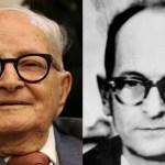 Murió el agente del Mossad que capturó al nazi Eichmann - Foton de AFP