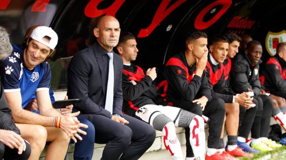 Rayo Vallecano y Betis empatan en debut de Paco Jémez - Rayo Vallecano Paco Jémez Betis