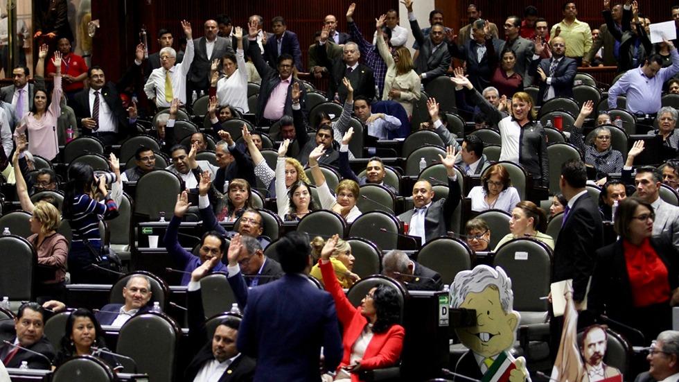 AMLO celebra reformas sobre consultas ciudadanas y revocación de mandato - revocación de mandato