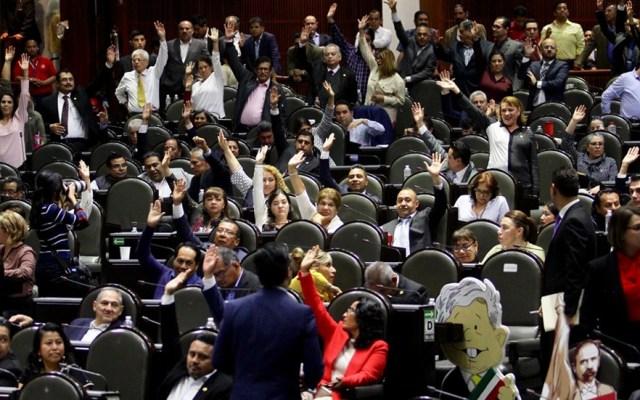 Diputados aprueban en lo general dictamen de revocación de mandato - Foto de internet
