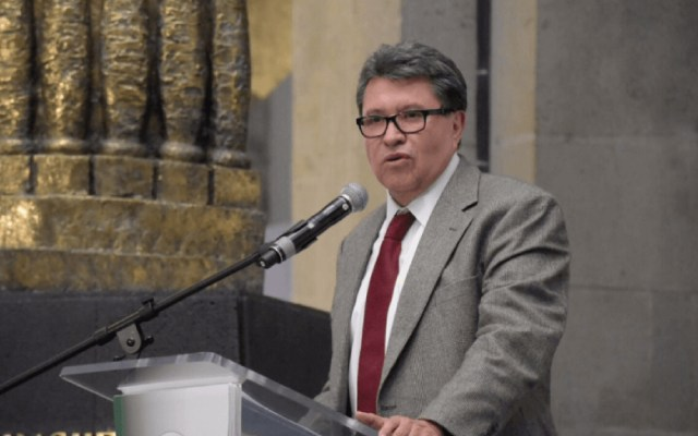 Monreal y embajador de Canadá dialogan sobre ratificación del T-MEC - ricardo monreal seis meses lópez obrador