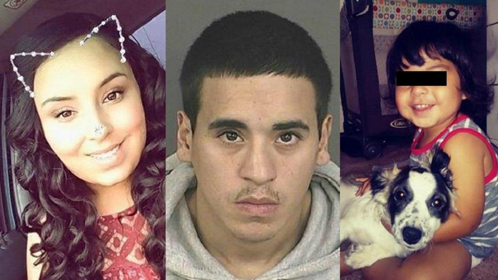 Samantha Adams, Mauricio y Zayed Adams. Foto de Crime Online