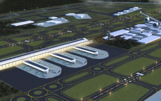 Grupo francés realizará plan maestro del Aeropuerto de Santa Lucía - tener tres aeropuertos obligará a reducir vuelos