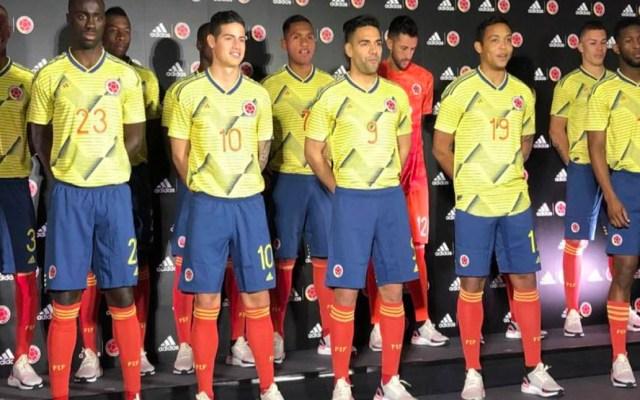Argentina y Colombia presentan sus nuevos uniformes - Foto de El País