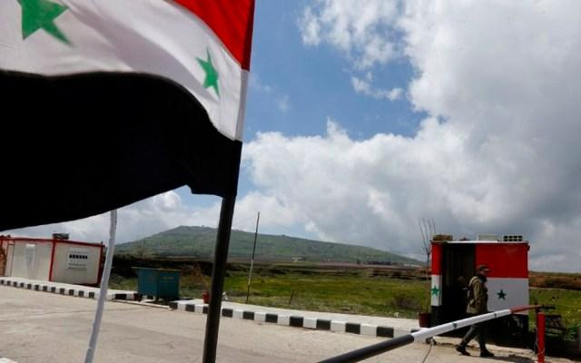 Siria pide reunión urgente del Consejo de Seguridad por Altos del Golán - Foto de AFP