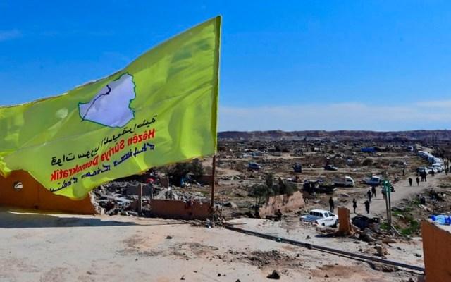 Comienza nueva fase en combate contra EstadoIslámico: comandante kurdo - Foto de AFP
