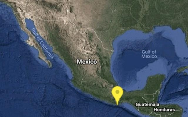 Sismo de 4.1 se registra en Oaxaca - sismo 4.1 oaxaca