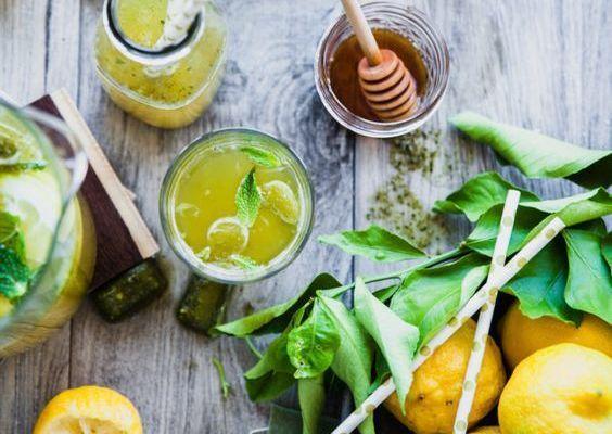 El té y sus beneficios para la salud - Foto: Pinterest