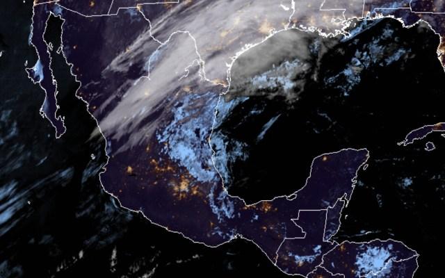 Tormentas afectarán el noreste, centro y oriente de México - tormentas pronóstico