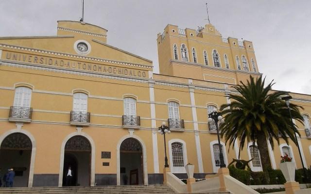 Investigan a Universidad de Hidalgo por posesión de hotel y gasolinera - Universidad Autónoma de Hidalgo. Foto de Marrovi / Wikipedia