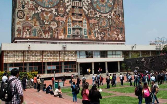 UNAM y UAM reanudan actividades tras contingencia - se reanudan actividades en la unam tras contingencia