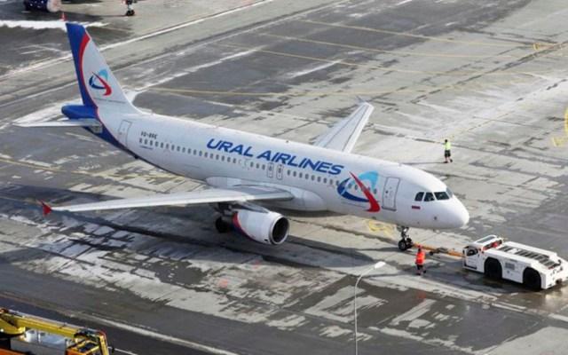 Avión ruso aterriza de emergencia en Bakú por amenaza de bomba - Foto de The Mirror