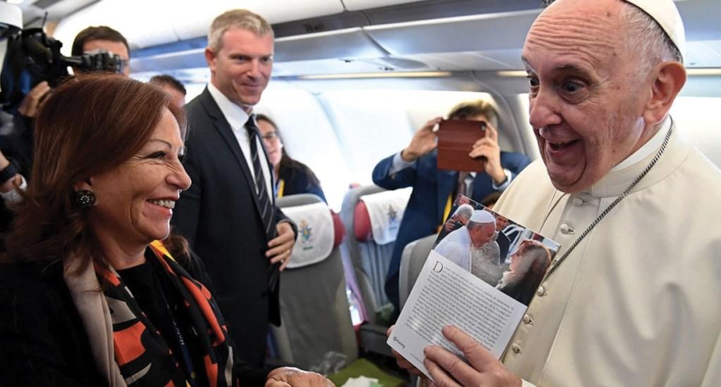 The New York Times dedica artículo a Valentina Alazraki - Foto de AFP