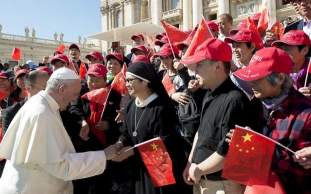 La apuesta del Vaticano en China - vaticano china